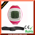 2016 hotselling 3D pedometer watch with pulse calorie