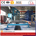 Pass through Shot Blasting Machine\Roller conveyor blast cleaning machine