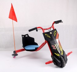 Drift Trike Kick Scooter Three Wheel Passenger Car E-Mark Electric Motorcycle For Adult