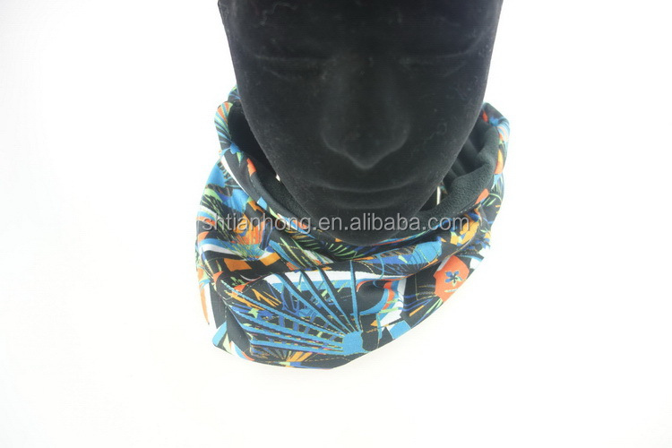 Top grade new design boys acrylic knit scarves