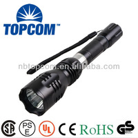 tactical flashlight hid xenon
