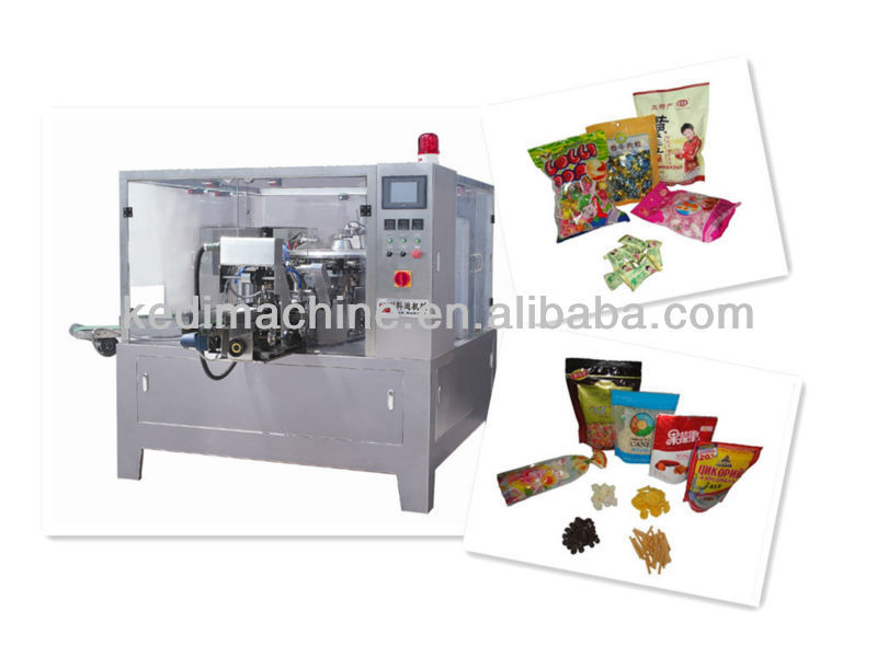 Solid Automatic Packaging Machine