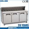 Junjian OEM Freeze Salad Commercial Table