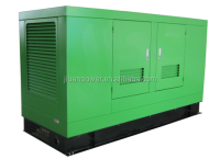 best price 100 kw generator rainproof planta electrica a diesel electrical generators in south korea