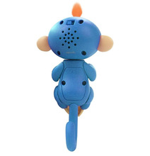 Hot sell Fingerlings Blue Pet Baby Monkey