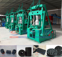 Long Burning Time Honeycomb Coal Briquette Machine