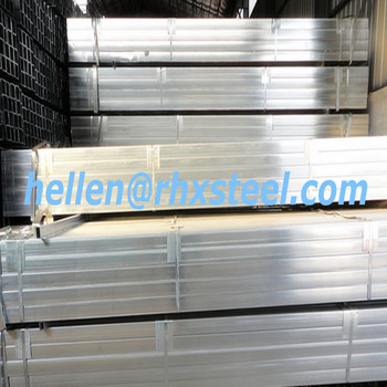 galvanized steel pipe from China