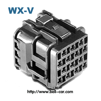 Free Samples 12 Pin Way Waterproof Automotive Electrical Male Female Connector 6098-5275