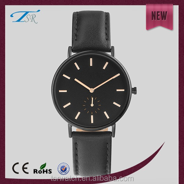 OEM high quality men watches, stainless steel watches with Japan movement