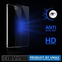 Guangzhou Manufacturer Blue Light Cut Film/ Anti Blue Ray Full Cover Tempered Glass Screen Protector for Huawei