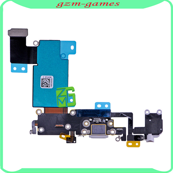 Dock Headphone Jack Connector Flex cable for iPhone 6s plus USB Charging Charger Flex