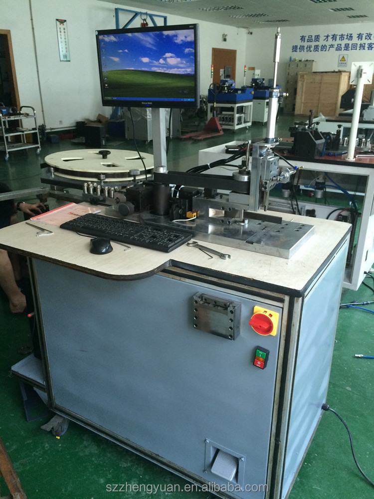 reconditioned all vulnerable parts ZY-510B bending machine used