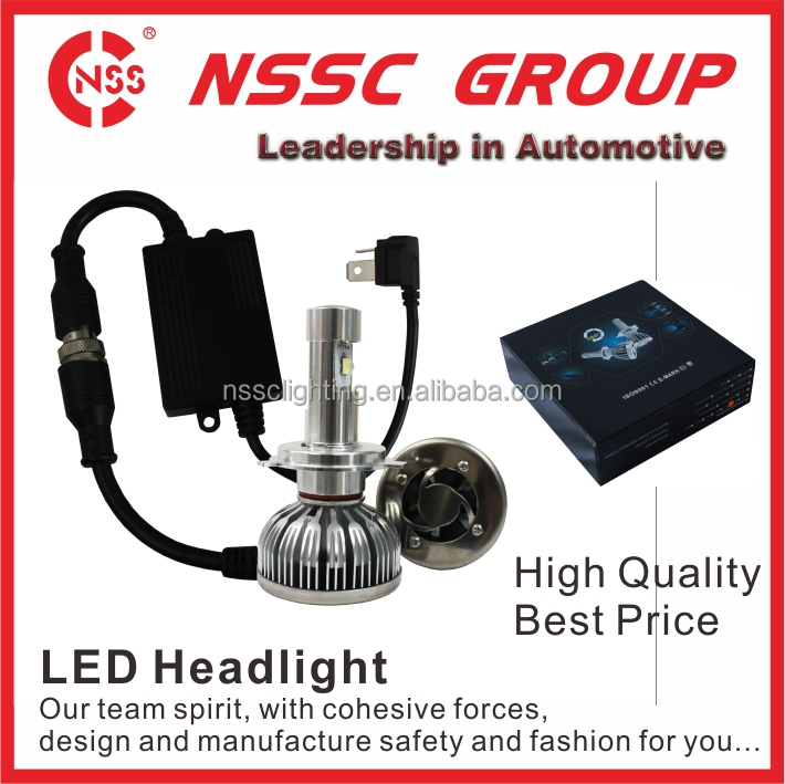 Ultimate mini Projector Car led headlight with halo angel eyes for Motocycle