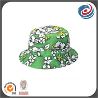 beauty printed pattern style bucket hat fishing hat fishman caps