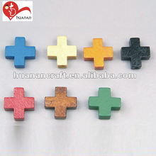 Customized crafts decorations designs mini olive wooden cross sale