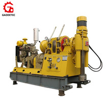 XY-44B Diamond Bit Wireline Engineering Geotechnical Drill rig for Sale