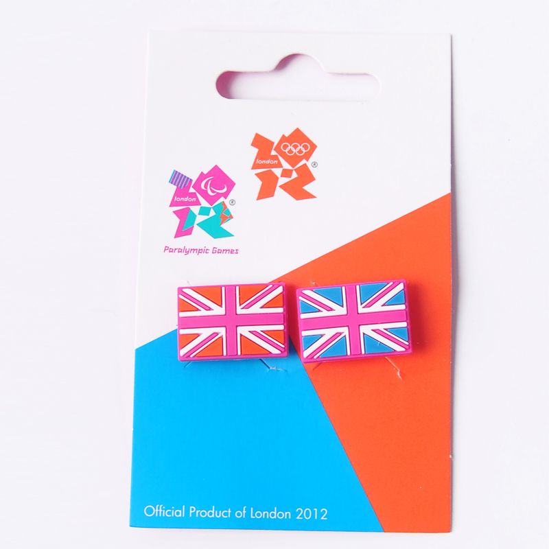 new desgin with high quality flag label pin