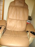 PEDICURE EUROPEAN TOUCH FORTE FOOT PEDI SPA CHAIR NR