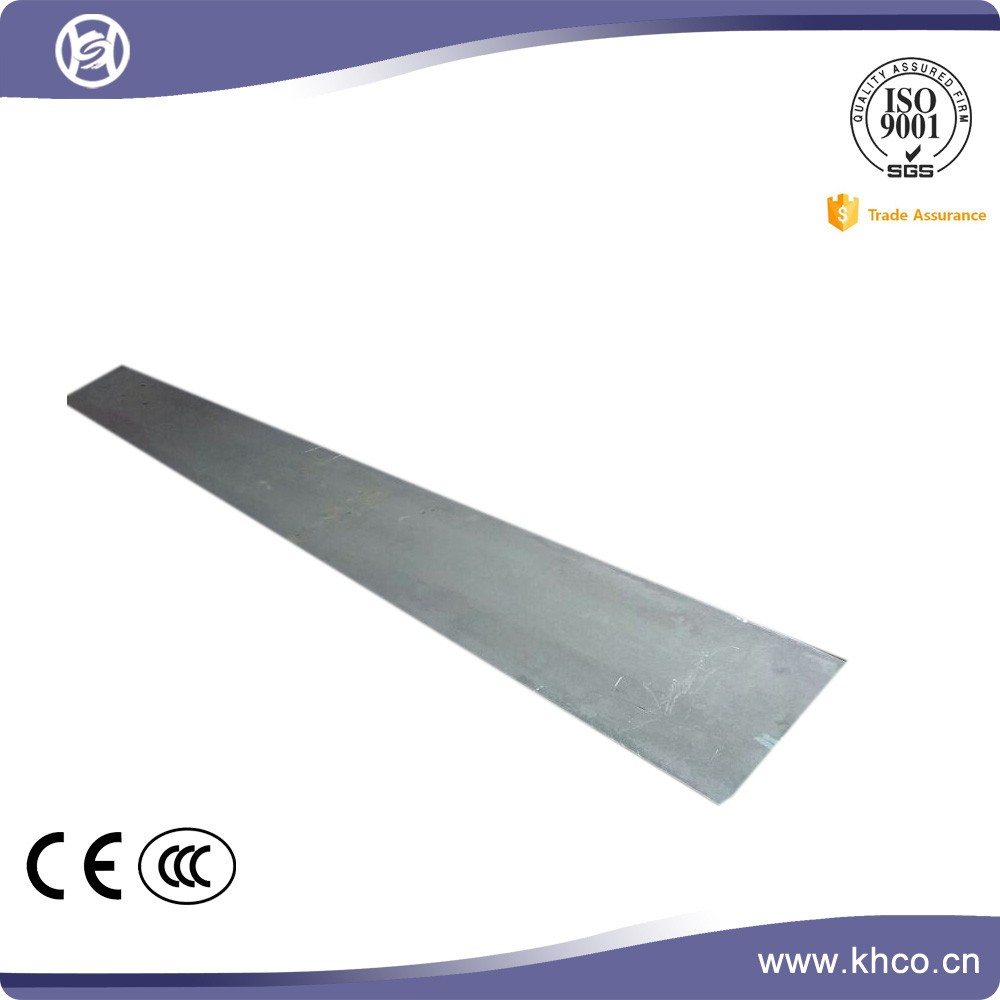DIN 1.2316 machiend tool steel flat bars