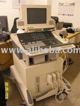 Used Usg Hdi3500 3D, Ecg Ultrasound System