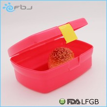 Two Layers Plastic Bento Box Set for Plastic Products Gift Item Wholesale