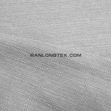 Fort Worth imitation linen for curtain fabric