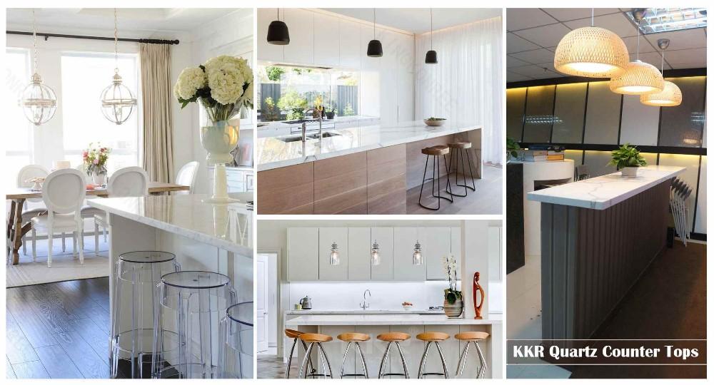 kkr quarz stein quarz arbeitsplatten mit adern kunststein produkt id 60093465719. Black Bedroom Furniture Sets. Home Design Ideas