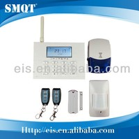 LCD keypad 2/4 band auto-dial gsm sms controller kit