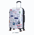 Cheap Fashion travel luggage abs luggage for holiday