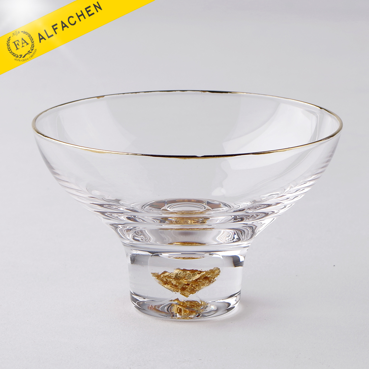 ON SALE Wholesale Handmade Elegant Chinese Water Drinking Glass Tea Cup Glassware Set