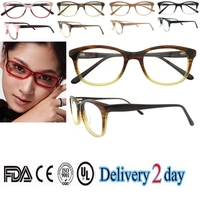 2015 new arrival top fashion eyewear handmade italy mazzucchelli acetate optical frame with spring hinge