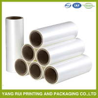 Super quality Non-Leakage black and white packaging roll film,plastic film,plastic film roll