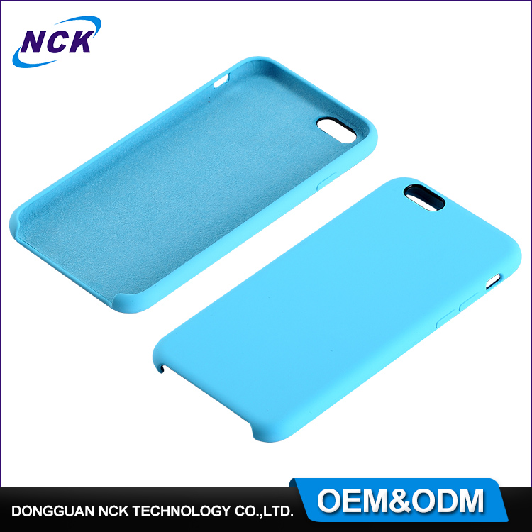 Free sample mobile phone shell pc silicone protective back cover cellphone case for iphone 6 7 7plus