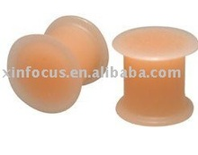 Silicone Hider Plug Earring Jewelry