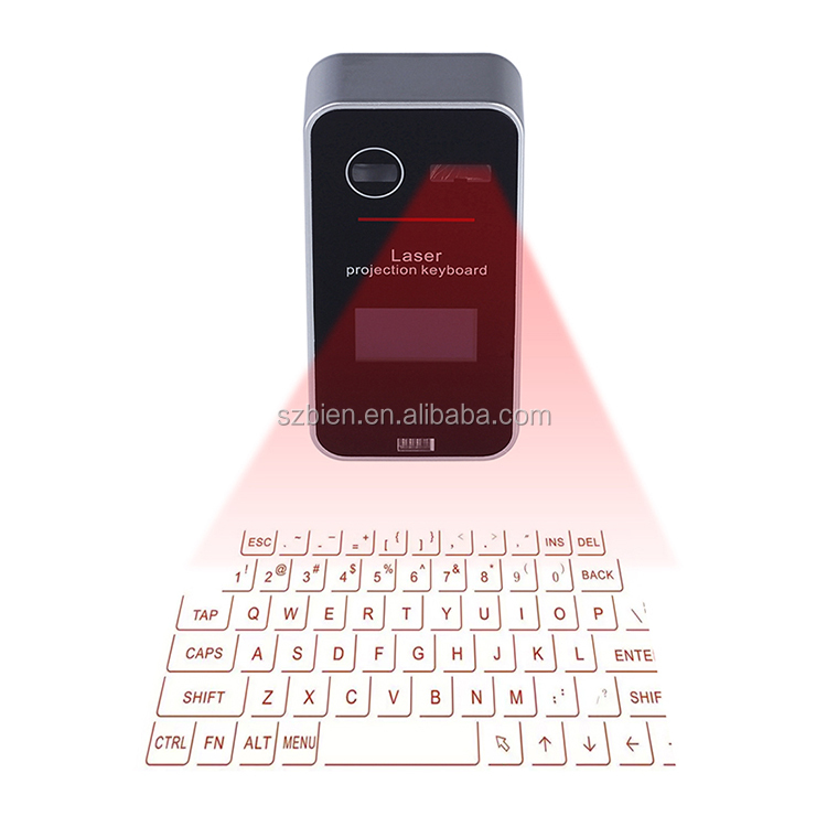 Magic Cube Virtual bluetooth wireless Laser Projection Keyboard