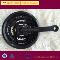 high painted and heavy duty chainwheel crank