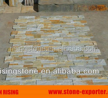 Archaize Yellow Cultural Stone (CE+Factory)