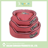 China high quality new arrival latest design pet product cat burger bed