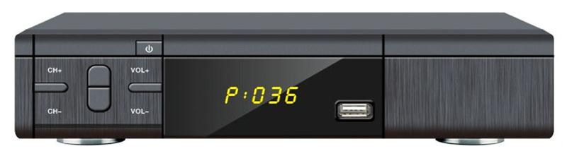 SYTA S1024R new model COMBO dvb s2+t2 digital satellite receiver/decoder with auto roll powervu