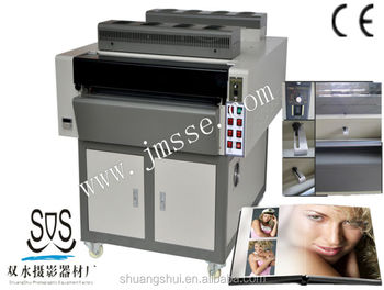 24inched Glossy uv /IR coating machine