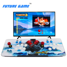 Customize LOGO picture Pandora arcade box 5s / 6s/7 TV video arcade game consoles 2260 in 1