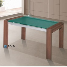 high strength stable quality table top tempered glass