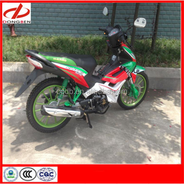 New Product 125cc Motorcycle Made In China