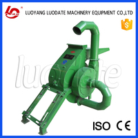 2015 Widely used cattle feed machine/hay chopping machine