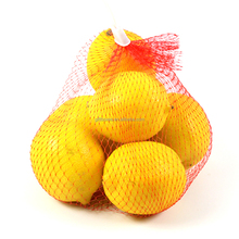 Large cheap mesh fruit vegetable bag