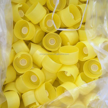 55mm neck size lid 5 gallon plastic water bottle caps