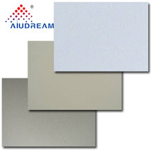 Cheapest exterior wall cladding material aluminum composite panel