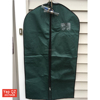 Wholesale factory supply promotional army green non woven garment bag mens suit bag