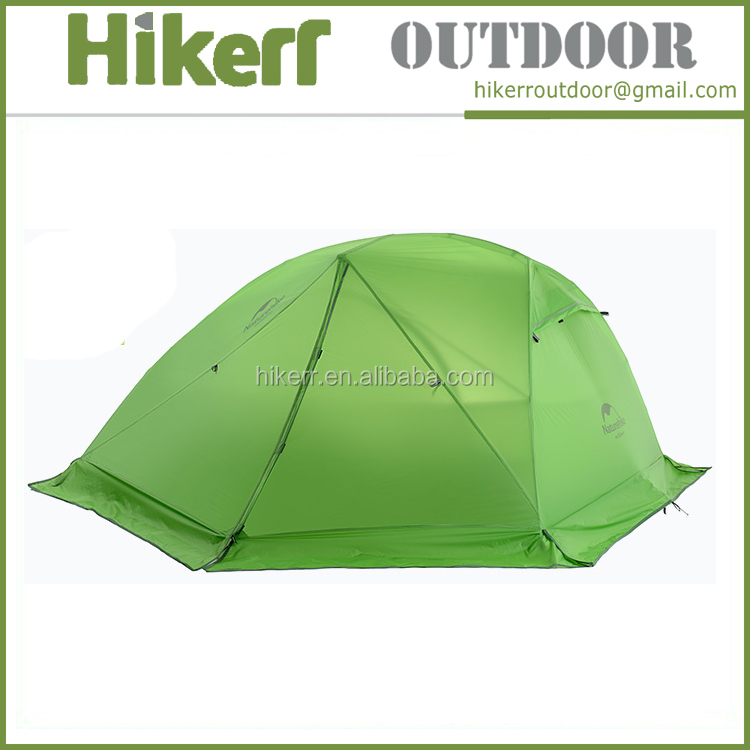 Naturehike star-river 2 person outdoor tent with snow skirt aluminum pole tent campint tent