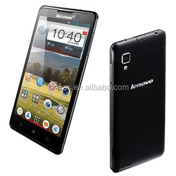 Original Lenovo P780 Mobile Phone Quad Core MTK6589 Android 4.2 5.0 inch 4GB 8.0MP 4000mAh GPS